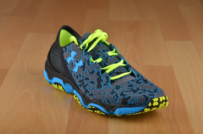 Under Armour Speedform XC, en trailsko.